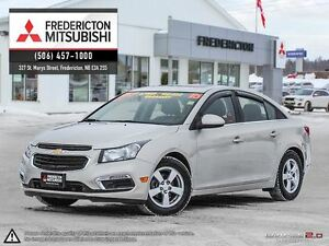 2015 Chevrolet Cruze 2LT! HEATED LEATHER! SUNROOF!