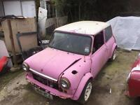 CLASSIC MINIS WANTED CASH PAID QUICK COLLECTION Lancashire