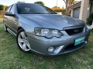 SPORTY! 2005 Ford Falcon XR8 V8 BOSS ENGINE Pialligo North Canberra Preview