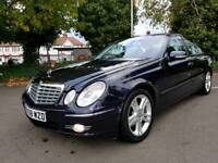 Mercedes E280 cdi Avangarde 7G-Tronic 07932093397