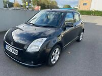 SUZUKI SWIFT VVTS GLX 1.5 LTR,2007,5DR,6 MONTH MOT,VERY LOW MILES,FULL S/ HISTORY DRIVE EXCELLENT.