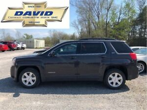 2014 GMC Terrain SLT1/ LEATHER/ REAR CAM/ REMOTE START/ XM!