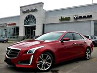 2014 Cadillac CTS VSport LOADED Nav Leather PanoSunroof Xenons B