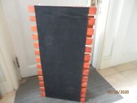 Portable Folding Wooden Dog Ramp for car or van