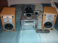 Panasonic CD Stereo System SC-PM03
