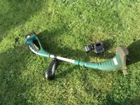 Cordless 18v Grass trimmer/strimmer