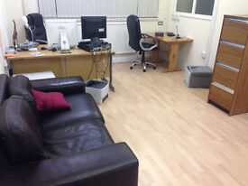 Luton Office for rent at £200 per month