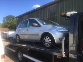 Ford Fiesta 2003 breaking