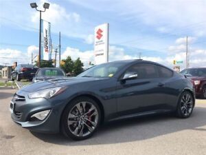 2013 Hyundai Genesis Coupe GT ~Nav ~Power Heated Leather ~Power