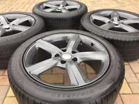 "Genuine 20"" Audi Q7 Speedline BBS Alloy wheels And Tyres - Refurbished"