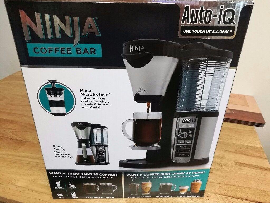 Shark coffee ninja