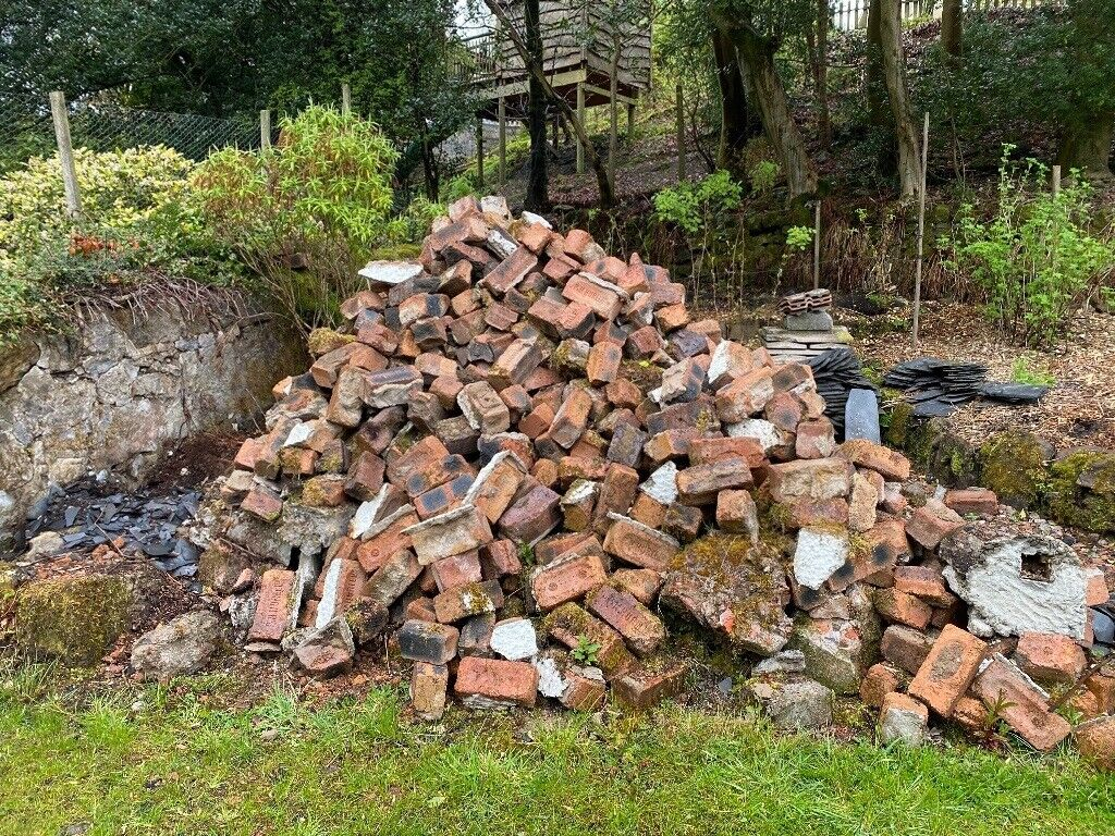 Rubble for free