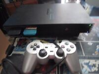 PS2 WITH 35 GAMES