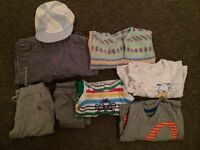 Baby boy 6-9 months bundle various outfits branded Boden Babygap Miniclub in good condition