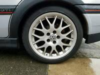 "Genuine BBS RS771 /RX2 16"" split RIMS"