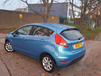 ford fiesta .......... automatic....... 5 door. only 59 k miles. long mot . excellent drive .bargain