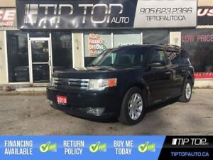 2010 Ford Flex SEL ** Heated Seats, Bluetooth, 7 Passenger **