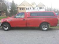 1997 Ford F-150 Coupe (2 door)