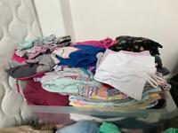 Girls 5-6 clothes bundle.