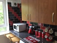 2 bedroom flat for rent in Edinburgh city centre with parking