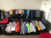 Boys 4/5 year bundle