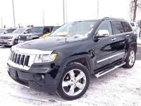 2012 Jeep Grand Cherokee OVERLAND**NAV**PANORAMIC SUNROOF**BCK U