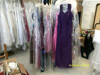 prom and bridesmaid dresses - new and unaltered