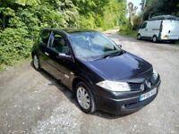 2006/06 Renault Megane 1.9 DCI 3 Door **DIESEL** 12 Months MOT**