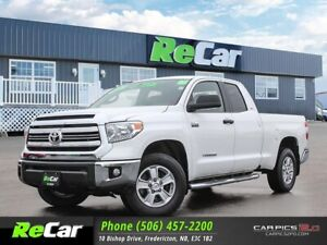 2016 Toyota Tundra SR5 5.7L V8 REDUCED | 4X4 | 5.7L | BACK UP...