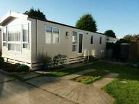 Deluxe Atlas static caravan 35ft