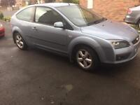 Ford Focus zetec climate 1.6 petrol one owner car