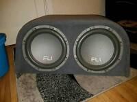 fli 2000 bass box