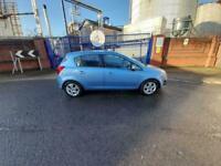 2014 14reg Vauxhall Corsa 1.3 Cdti Design 5 door Blue FULL MOT