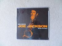 Joe Jackson Original 1984 vinyl LP 'Body and Soul.'