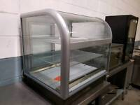 commercial lincat cake display cabinet cafe catering equipment