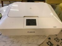 Canon Printer Pixma MG6350 for sale. Cartridges in the printer as well as bonus cartridges