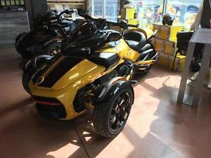 2017 Can-Am Spyder® F3-S Daytona 500 SE6