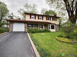 495 000$ - Maison 2 étages à vendre à Beaconsfield / Baie-D'U