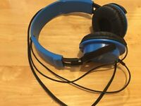 Philips SHL3000 headphones - Blue