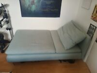 Blue Lounger Perfect Condition