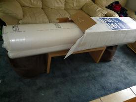 Double mattress 190x135x15 NEW !