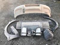 Iveco Daily Van Parts (04/05) full plastics & bumper