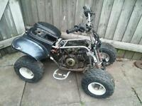 Quad bike spares or repairs