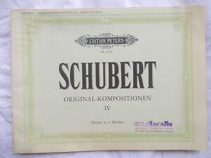 SCHUBERT-Franz-Original-kompositionen-fur-klavier-per-pianoforte-OSSERVA-BENE