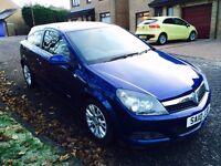 2010 Astra Vauxhall 1.4 SRI, blue, mileage 74k