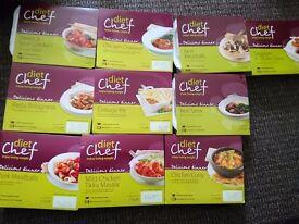Diet chef variety box