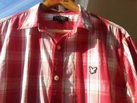 Collection of Ralph Lauren - Paul Smith - Lyle & Scott - Lacoste shirts - XL or L