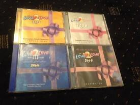 Rare Hindi Remix CDs For Sale (Love 2 Love)
