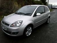FORD FIESTA 2007, 1.2, FULL SERVICE HISTORY, ONLY ONE PREVIOUS OWNER