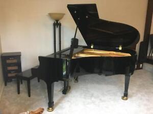 Beautiful 1994 59 Grand Piano